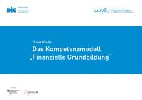 Cover Kompetenzmodell