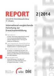 Aktuelle Ausgabe: International-vergleichende Forschung zur Erwachsenenbildung